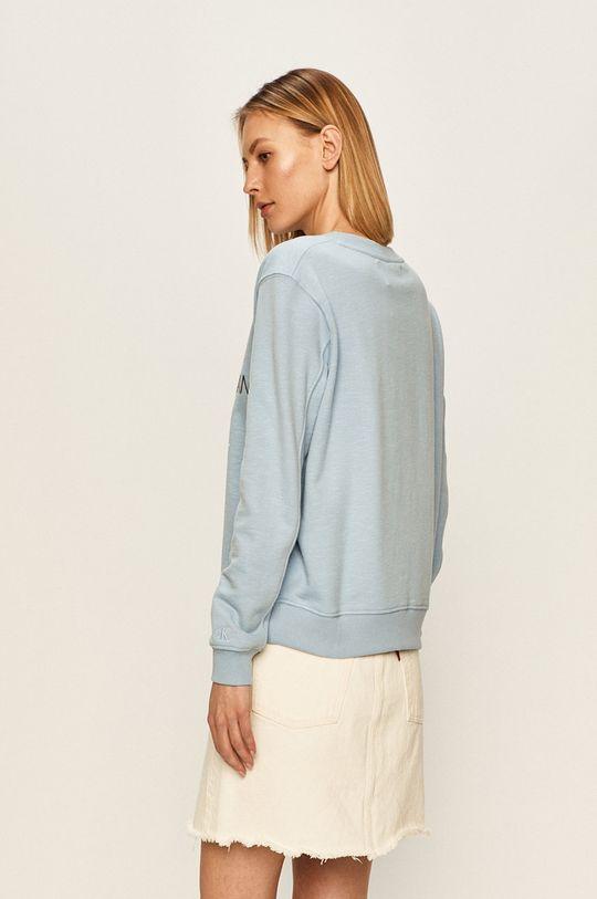 Calvin Klein Jeans - Mikina  Základná látka: 100% Bavlna Elastická manžeta: 95% Bavlna, 5% Elastan