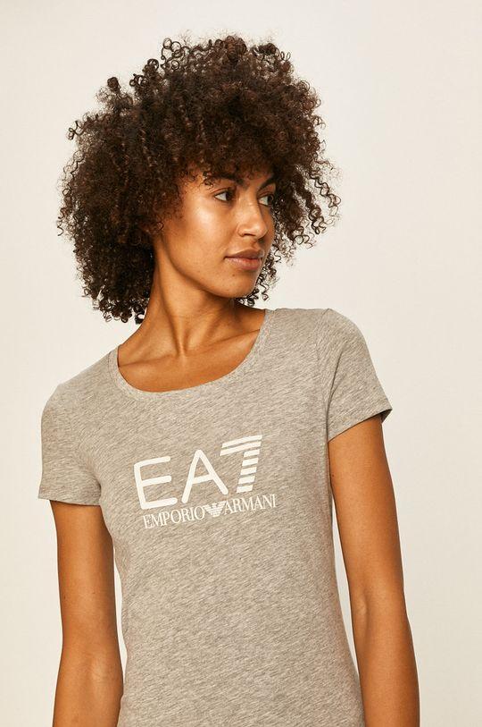 šedá EA7 Emporio Armani - Tričko