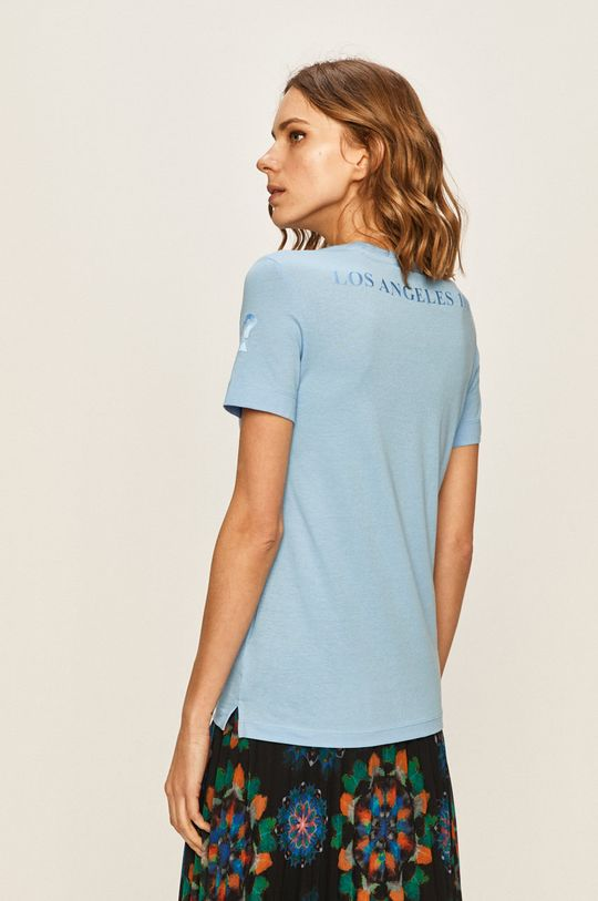 Guess Jeans - Tricou  60% Bumbac, 40% Modal