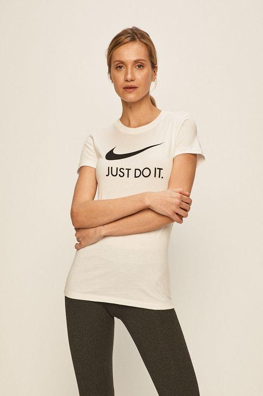 bílá Nike Sportswear - Tričko Dámský