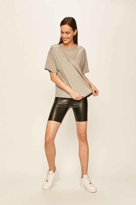 Nike Sportswear - T-shirt jasny szary