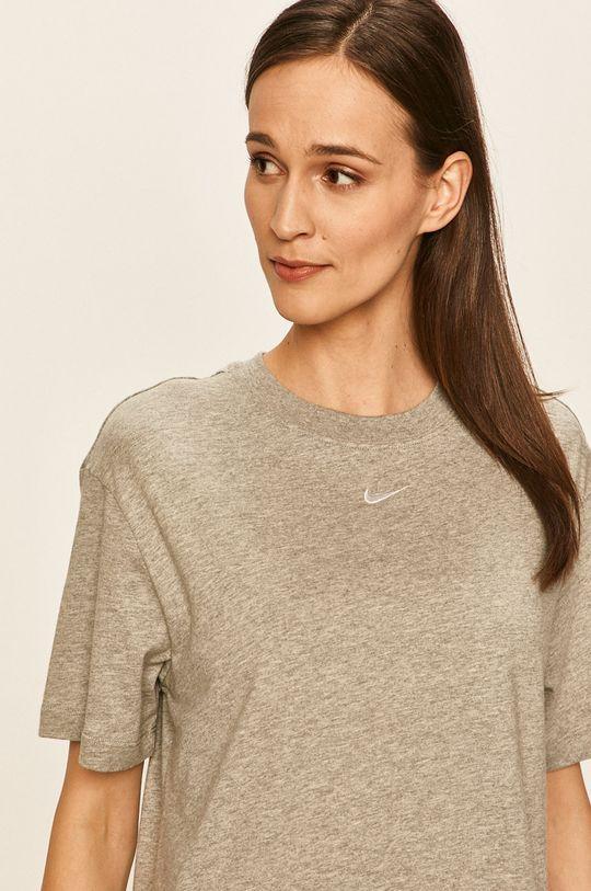 jasny szary Nike Sportswear - T-shirt