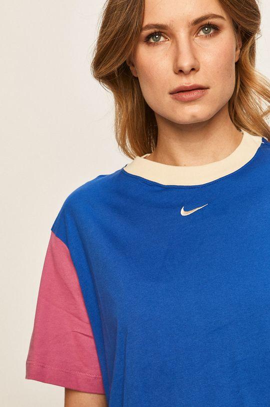 modrá Nike Sportswear - Tričko
