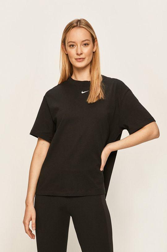 černá Nike Sportswear - Tričko Dámský