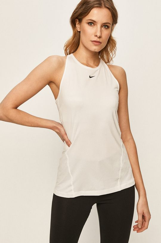 bílá Nike - Top Dámský