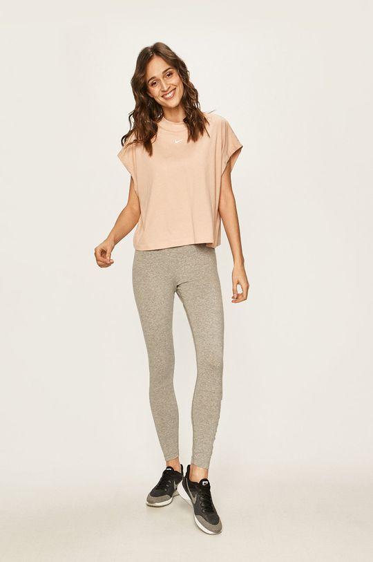 Nike Sportswear - Tričko pastelově růžová
