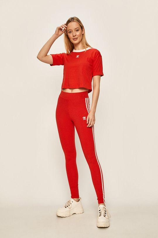 adidas Originals - Tričko červená