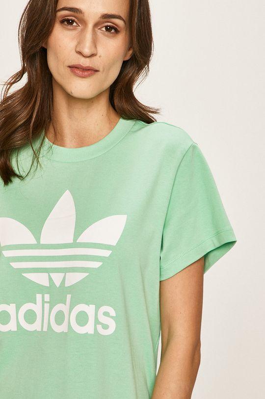 mátová adidas Originals - Tričko