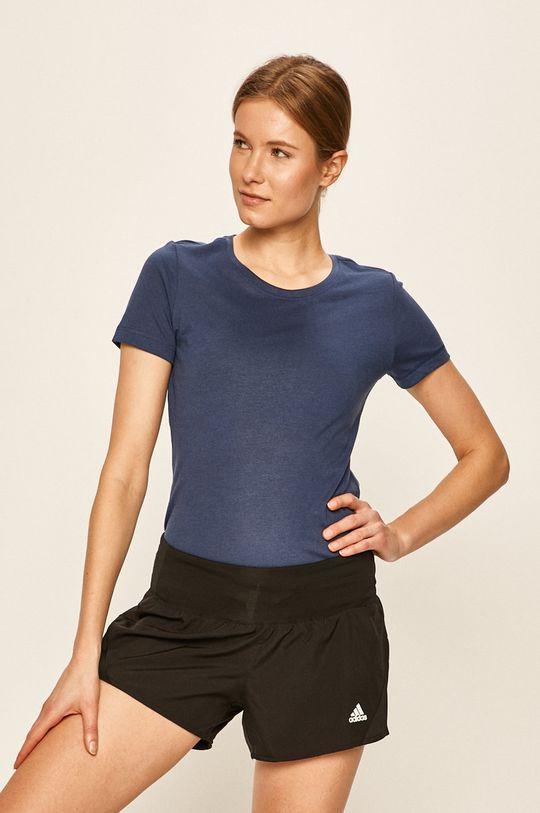 bleumarin adidas Performance - Tricou De femei