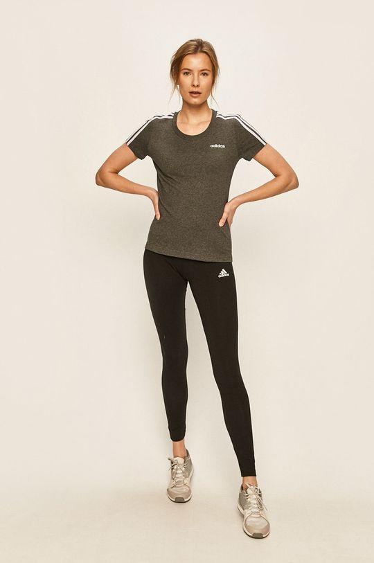 adidas - Tričko šedá