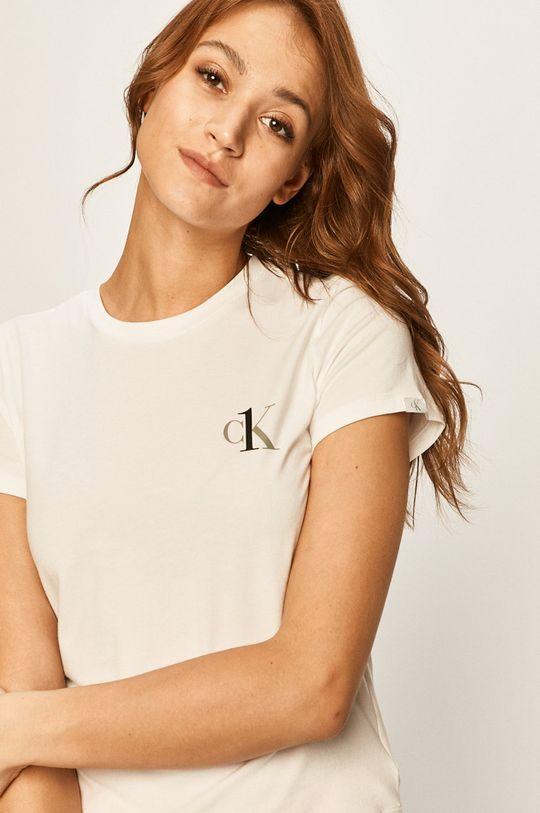 bílá Calvin Klein Underwear - Tričko CK One