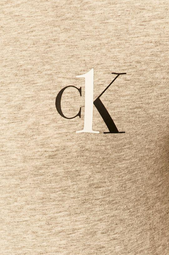 svetlosivá Calvin Klein Underwear - Tričko CK One
