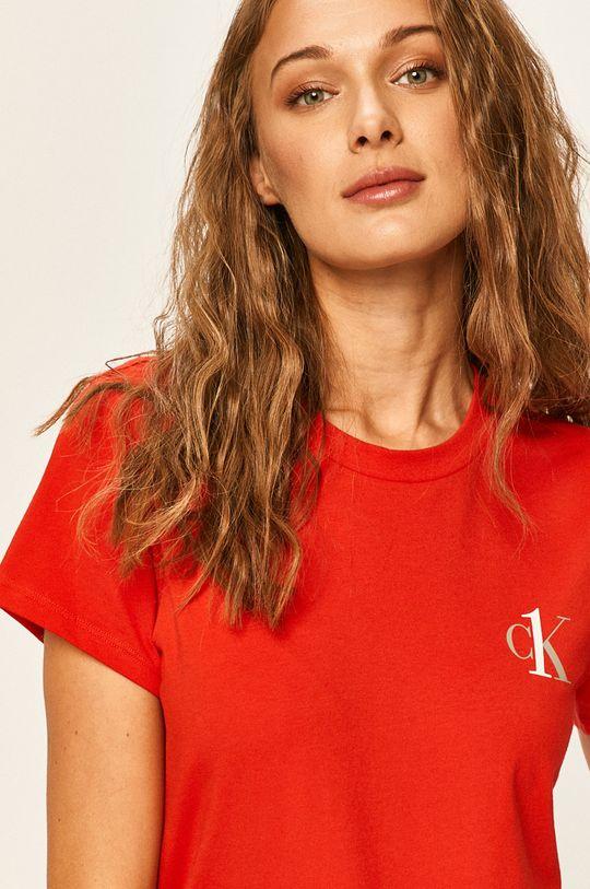 červená Calvin Klein Underwear - Tričko CK One