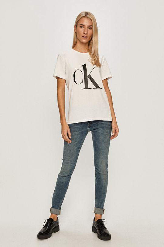 Calvin Klein Underwear - Tričko CK One biela