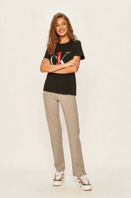 Calvin Klein Underwear - T-shirt CK One czarny