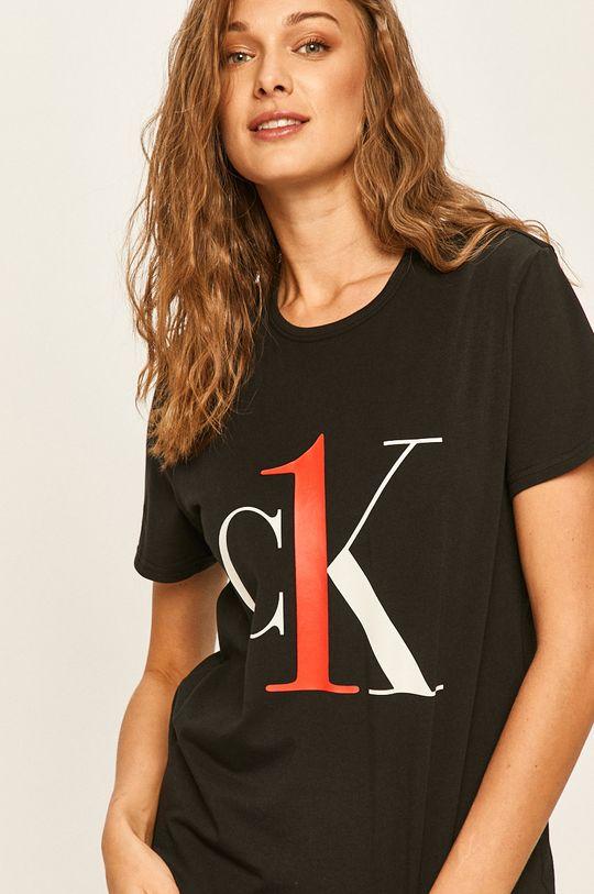 czarny Calvin Klein Underwear - T-shirt CK One