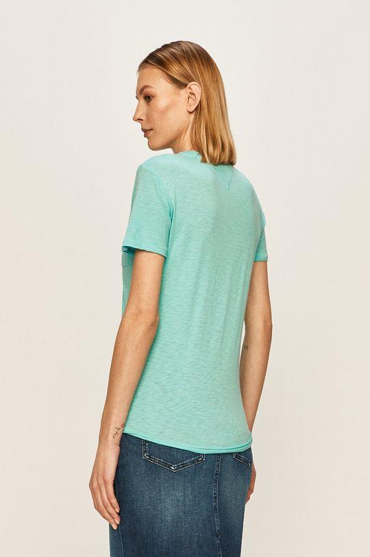 Tommy Jeans - Tričko  60% Bavlna, 40% Modal