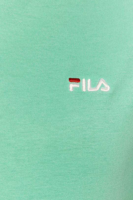 jasny turkusowy Fila - T-shirt