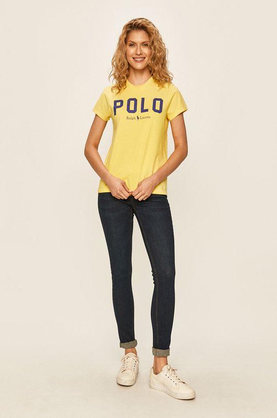 Polo Ralph Lauren - Tričko žlutá