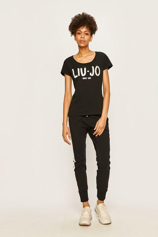 Liu Jo - Tričko čierna