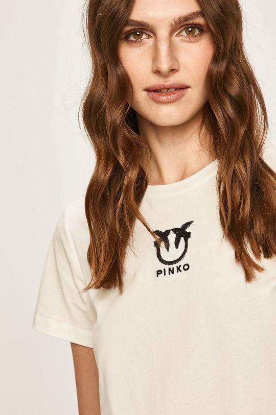 bílá Pinko - Tričko Dámský