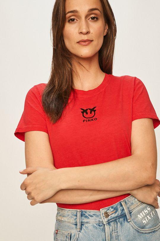 červená Pinko - Tričko