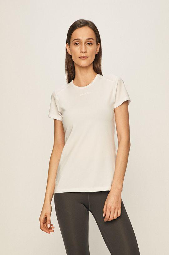 biały Craft - T-shirt Damski