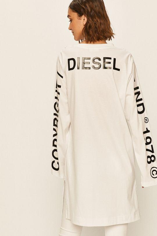 Diesel - Šaty  Hlavní materiál: 100% Bavlna Provedení: 95% Bavlna, 5% Elastan
