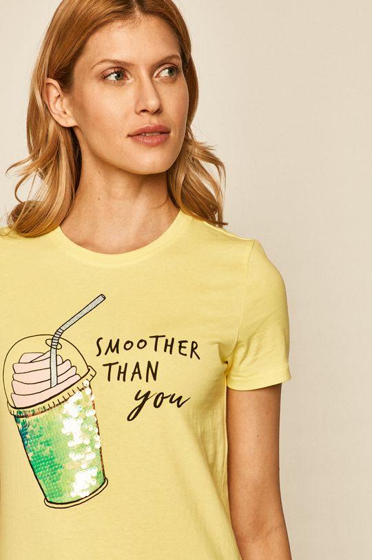 žlutá Only - Tričko