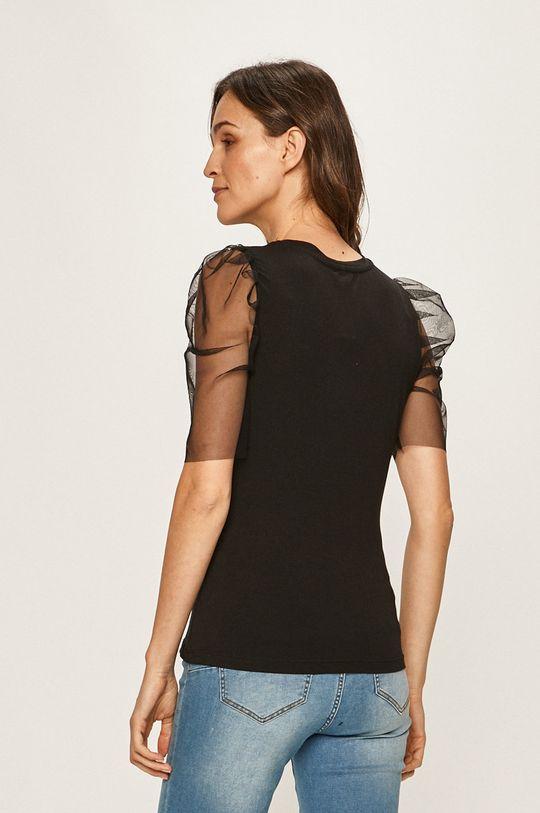 Vero Moda - Bluzka Materiał zasadniczy: 48 % Bawełna, 4 % Elastan, 48 % Modal, Wstawki: 100 % Poliester