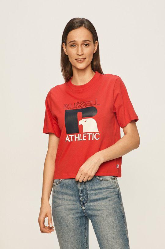 rosu Russel Athletic - Tricou De femei