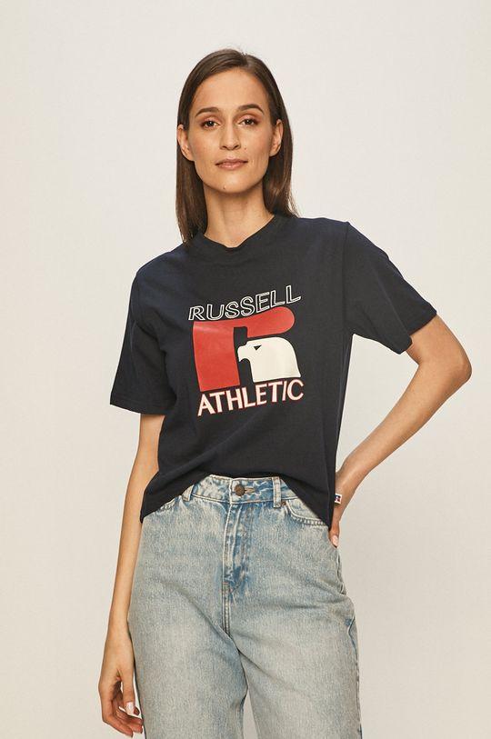 námořnická modř Russell Athletic - Tričko