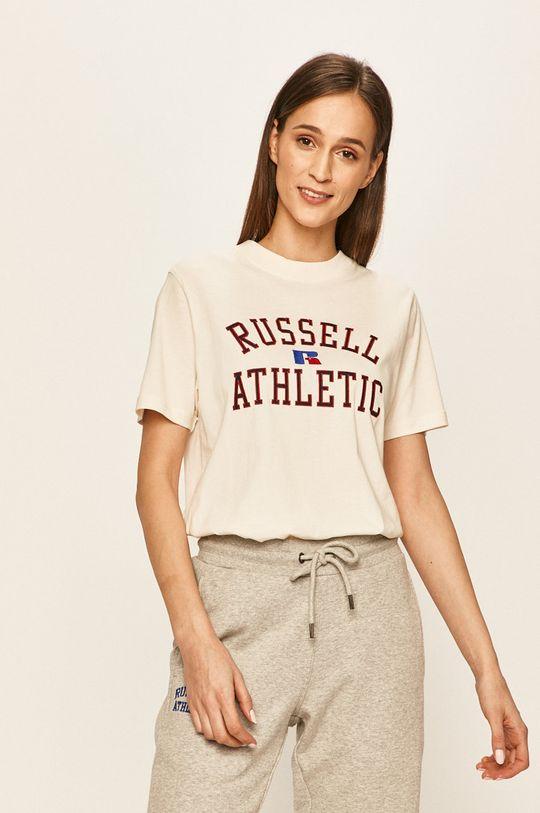 smetanová Russell Athletic - Tričko Dámský