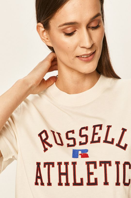 smetanová Russell Athletic - Tričko