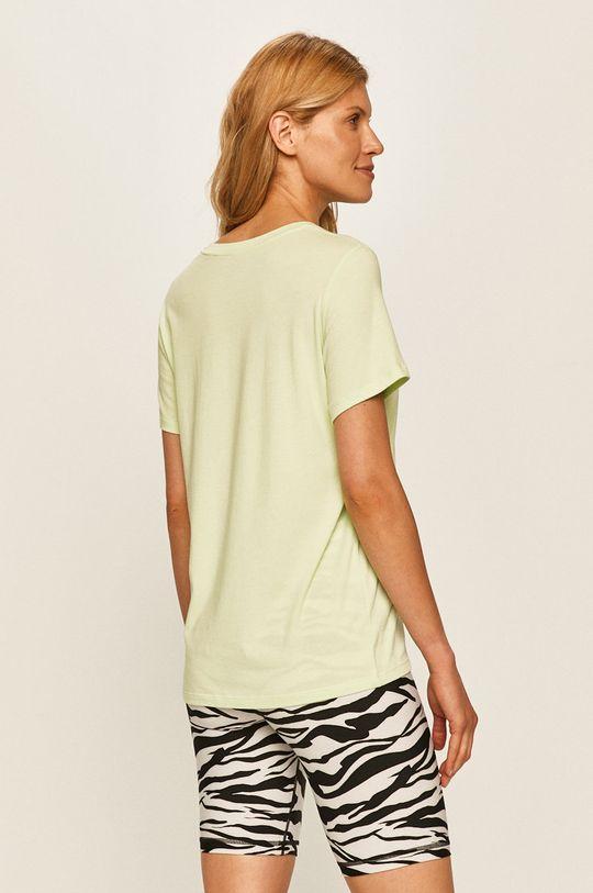 Dkny - T-shirt 54 % Bawełna, 6 % Elastan, 40 % Modal