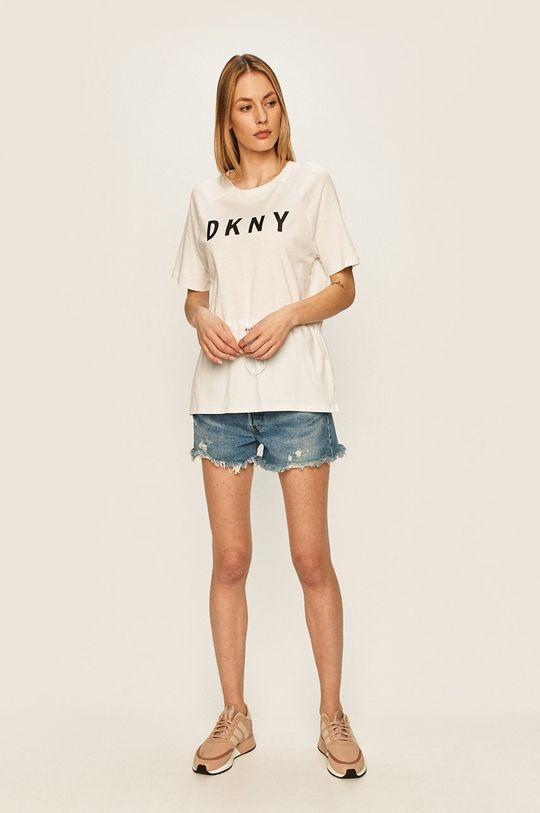 Dkny - Tričko bílá