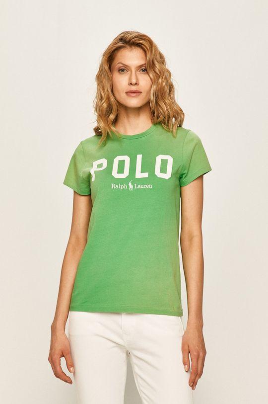 zelená Polo Ralph Lauren - Tričko Dámský