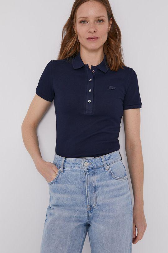 námořnická modř Lacoste - Polo tričko Dámský