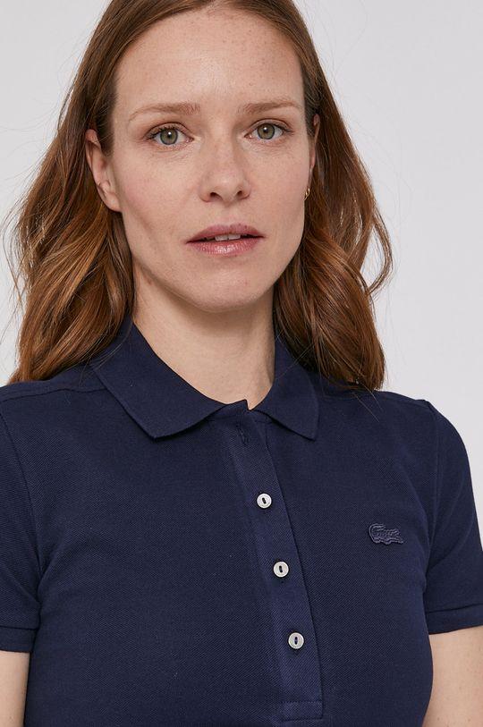 námořnická modř Lacoste - Polo tričko