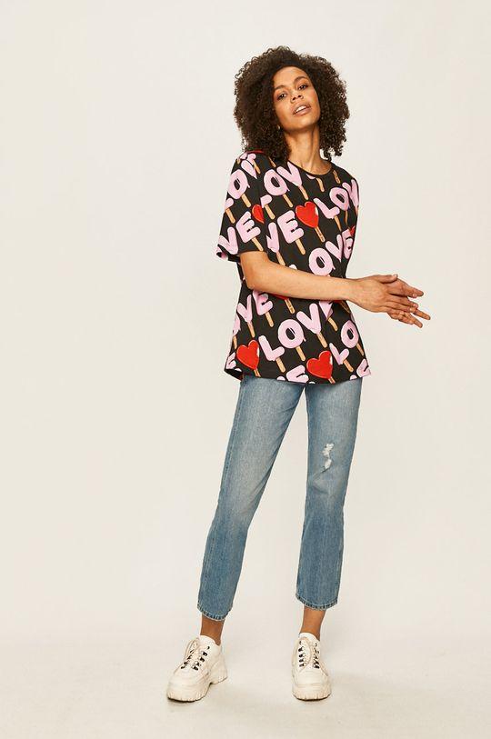 Love Moschino - Tričko viacfarebná