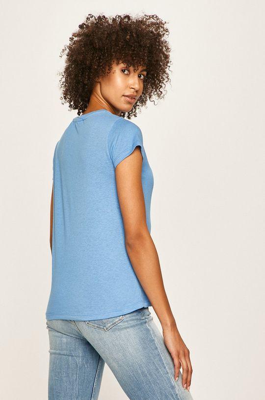 Pepe Jeans - T-shirt Daisy 40 % Bawełna, 30 % Len, 30 % Poliester