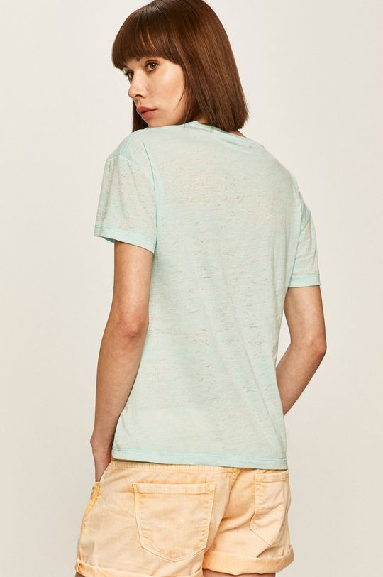 Pepe Jeans - Tričko Brooke 55% Bavlna, 45% Polyester