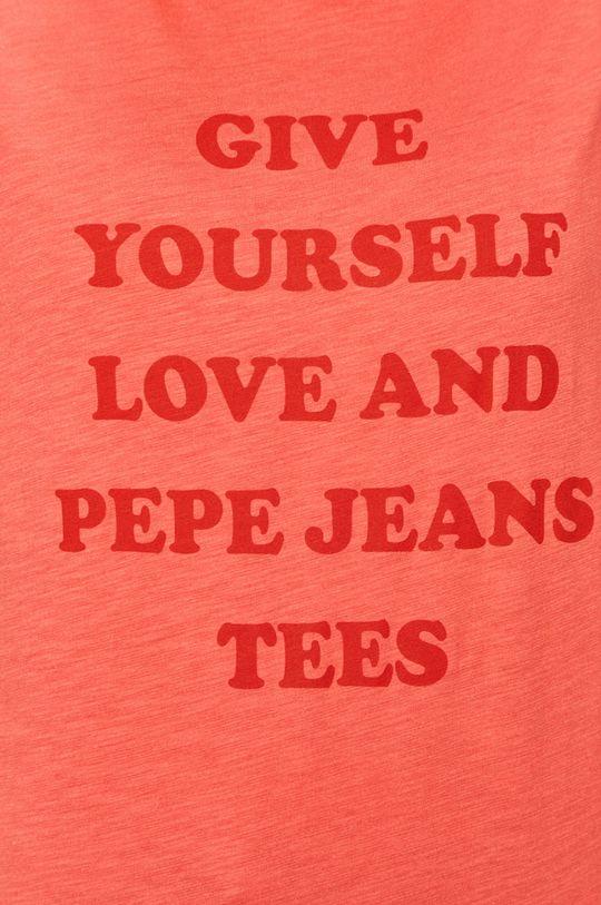 Pepe Jeans - T-shirt Freja Damski