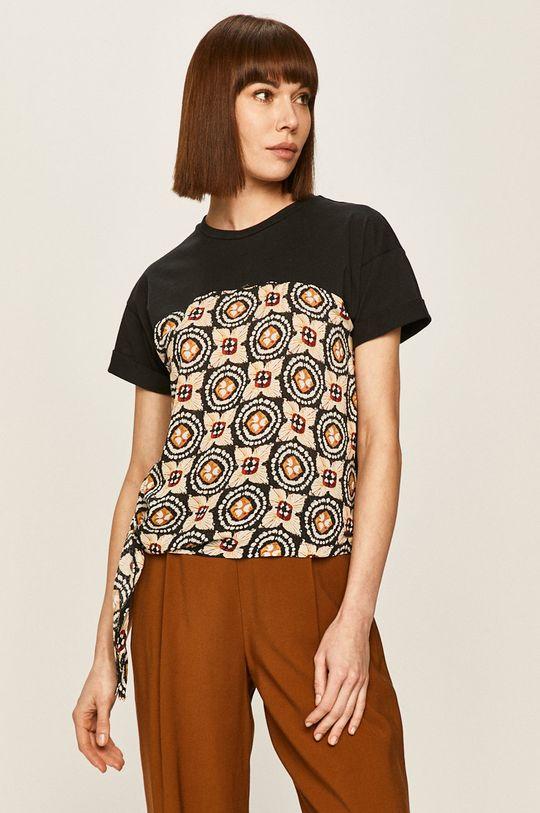 multicolor Pepe Jeans - Tricou Freedom De femei