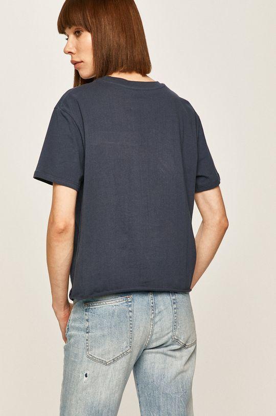 Pepe Jeans - T-shirt Fleur 100 % Bawełna