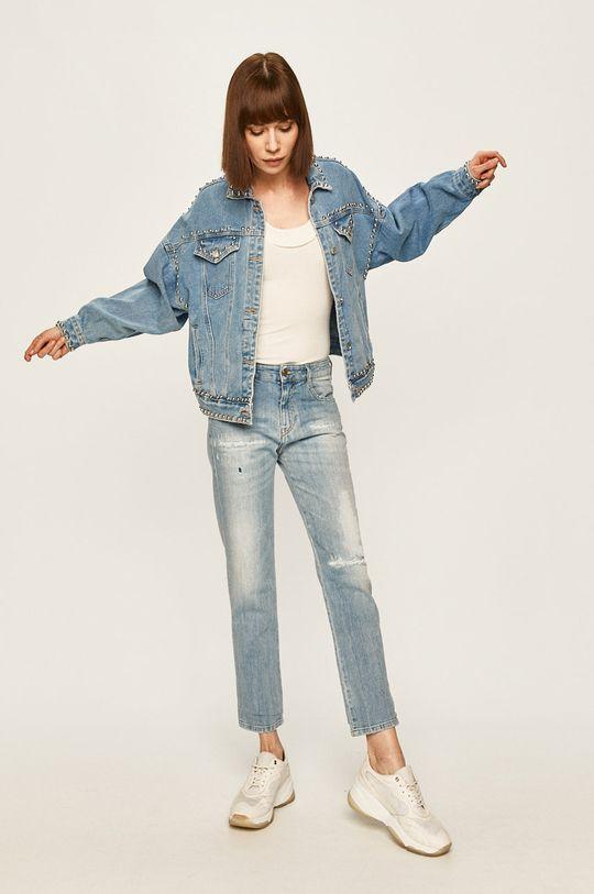 Pepe Jeans - Top Diane biały