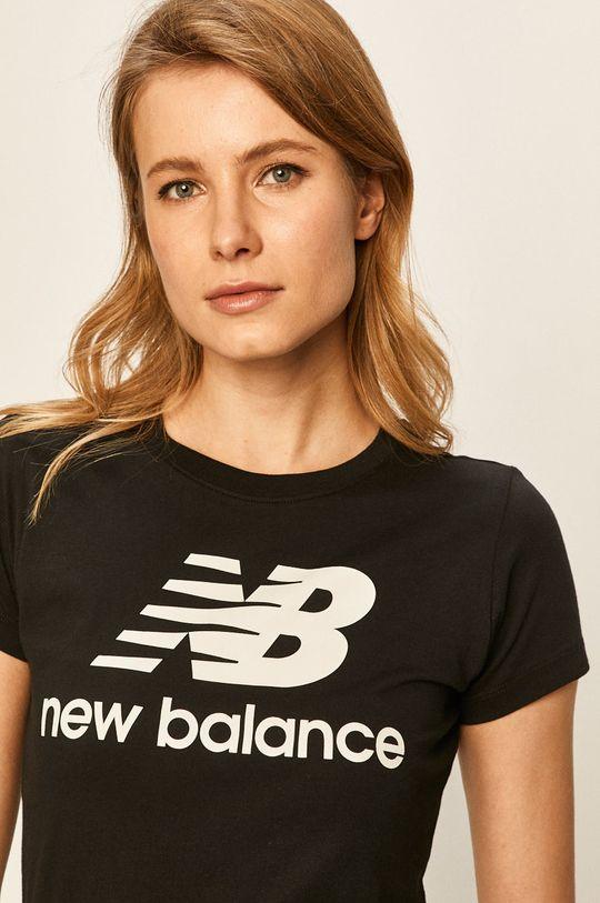 čierna New Balance - Tričko