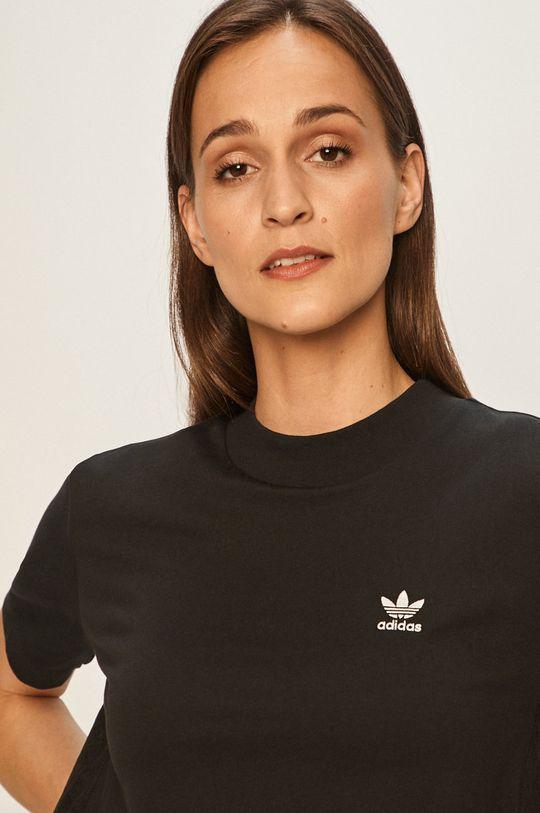černá adidas Originals - Tričko