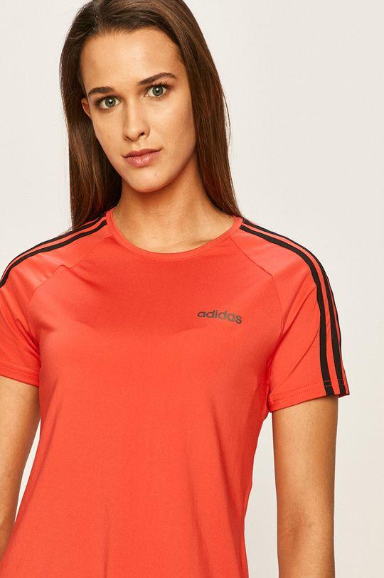 růžová adidas - Tričko