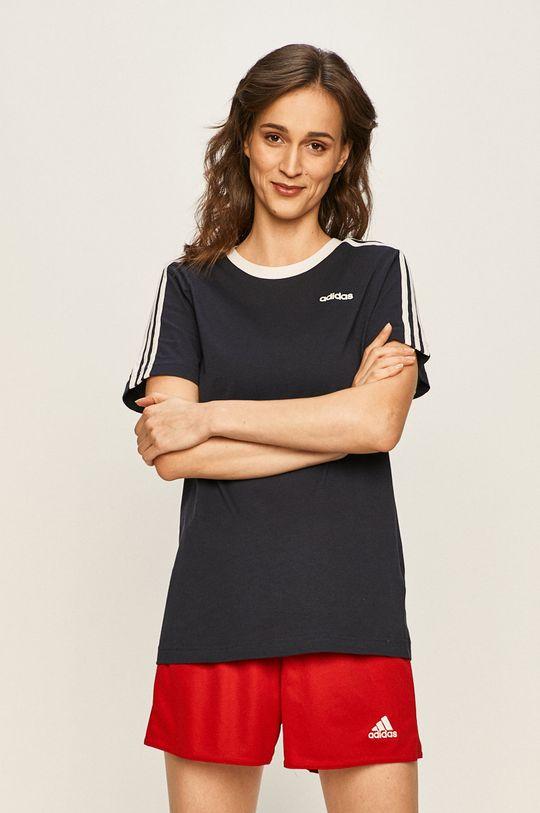 námořnická modř adidas - Polo tričko Dámský